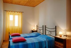 appartamento roseto_camera doppia_residence pettinaro